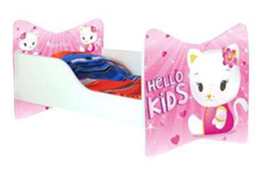 Dětská postel Hello kids 180 x 80 cm
